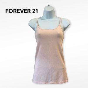 FOREVER 21• Camisole   Light Peach 🍑